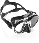 Cressi Air Black - Black/White