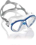 Cressi Air Clear - Blue/White