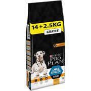 Purina ProPlan Adulte Large Athletic 14 Kg + 2.5 Kg - Croquette