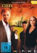 Csi: Miami - Season 1 [Import Allemand] (Import) (Coffret De 6 Dvd)