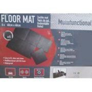 dalles de sol tapis anti bruit anti choc et vibration en mousse