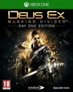 Deus Ex - Mankind Divided - Edition Day One