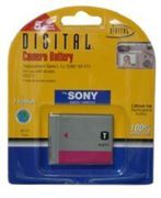 Digital BP FT1 - Batterie Lithium-Ion 750 mAh - Remplace Sony NP FT1