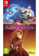 Just for games DISNEY'S ALADDIN + ROI LION (SWITCH)