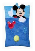 Disney - Coussin En Peluche Très Doux - Range Pyjama - Collection Disney Mickey !
