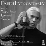 Dmitri Hvorostovsky Sings Of War Peace Love