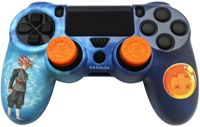 Dragon Ball Super Combo Pack For Playstation 4 (Controller Cover / Grip / Led Sticker Set) [Import Japonais]