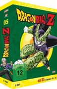 Dragonball Z - Box 5 [Import Allemand] (Import) (Coffret De 5 Dvd)
