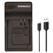Duracell Charger With Usb Drpblf19/panasonic Dmw-blf19 One Size Black