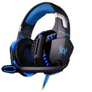 EACH G2000 Casque micro stereo GAMING avec LED