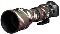 EASYCOVER Couvre Objectif pour Sigma 150-600mm S Vert