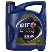 Elf Evolution Full-Tech FE 5W-30 5 Litre(s) jerricane