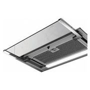 Elica Aspirante construit-cm. 90 - inox Glass Out