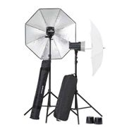 Elinchrom D-Lite RX 2/2 umbrella to go