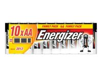 Energizer Family Pack - Batterie 16 x type AAA - Alcaline