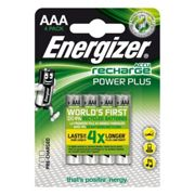 Energizer Recharge Power Plus - Batterie 4 x type AAA - NiMH - (rechargeables) - 700 mAh