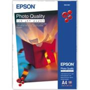 Epson Photo Quality Inkjet Paper A4 100 Sheets 102gr One Size