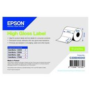 Epson High Gloss Label Die Cut 76 Mm 250 Labels One Size White