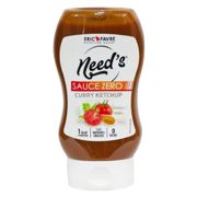 Eric Favre Need's Sauce Zero Curry Ketchup 350ml
