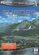 Europe Decors Detaillés - Add-On Pour Microsoft Flight Simulator 2004 Ou X