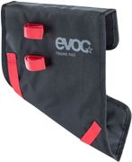 Evoc Bike Frame Pad Travel Sac, noir-rouge