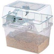 Ferplast Cage modulaire pour hamsters Duna Space 57921711 Transparent