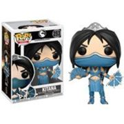 Figurine Funko Pop Games Mortal Kombat Katana