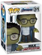 Figurine Marvel - Avengers Endgame - Hulk With Taco Pop 10cm