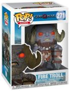 Figurine Pop - God Of War - Fire Troll - Funko Pop