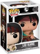 Figurine Pop - Mortal Kombat - Liu Kang - Funko Pop