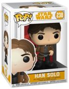 Figurine Pop - Star Wars Solo - Han Solo - Funko Pop N°238