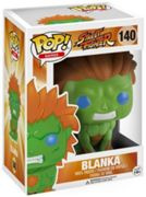Figurine Pop - Street Fighter - Blanka - Funko Pop