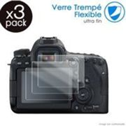 Film de Protection en Verre Fléxible pour Nikon Coolpix W300 [Pack x3]