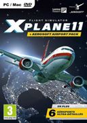 Flight Simulator X-Plane 11.3 + Pack 6 Aéroports