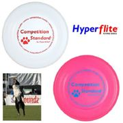 Frisbee COMPETITION Hyperflite Frisbee Blanc 22 cm / 100g