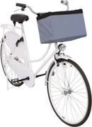 Front Bicycle Bag Gray 600 GR Trixie