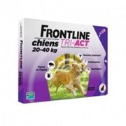 Frontline Tri-Act L 20-40kg spot on 3 pipettes