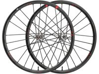 "Fulcrum Set de Roues Racing Zero Carbon DB Disc Center Lock noir Set de 28"" (avant 12x100 + arrière 12x142) Shimano"