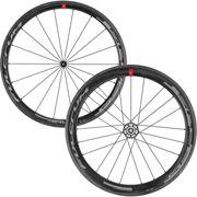 Fulcrum Speed 40C + 55C Clincher Road Wheelset - Noir - Shimano, Noir