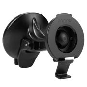 Garmin Mount With Suction Cup One Size Black