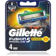 Gillette Fusion5 Proglide Power lames de rechange 4 pcs