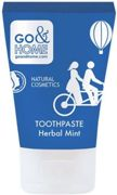 GO&HOME Dentifrice aux Herbes & Menthe - Format Voyage - 30 ml