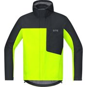 Gore® Wear C3 Goretex Paclite L Neon Yellow / Black