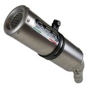 Gpr Exhaust Systems Silencieux M3 Natural Titanium Slip On R 1200 R-lc 17-18 Euro 4 Homologated One Size Satin Titanium / Natural Satin Titanium