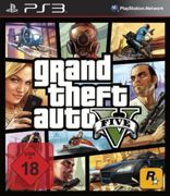 Grand Theft Auto V - Import Allemand