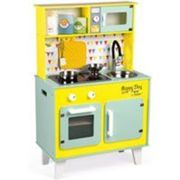 Janod Happy Day Big Cooker 3-8 Years Multicolor