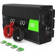 Green Cell® 1000W/2000W Modifiée Sinus Convertisseur de Tension DC 12V AC 220V/230V Power Inverter sinusoïdale, Onduleur Transformateur avec Connection USB
