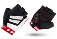 Gripgrab gants courts worldcup rouge blanc s