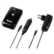 HAMA-Chargeur universel Delta Multi pour batteries Li-Ion & accus NiMH AA/AAA