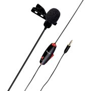 Hama Lavalier Microphone Smart For Smartphone One Size Black